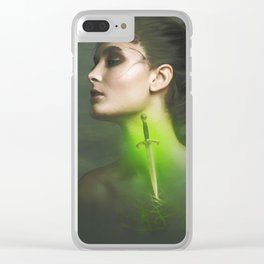Angor Clear iPhone Case