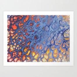 Dragon Scale Art Print