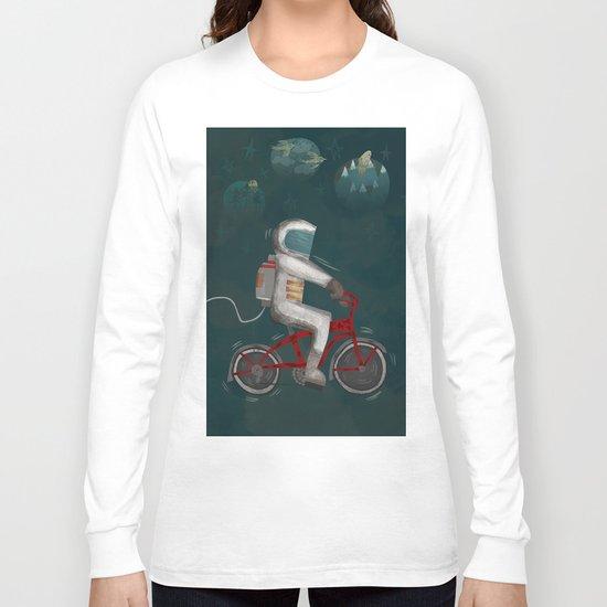 Artcrank poster Long Sleeve T-shirt