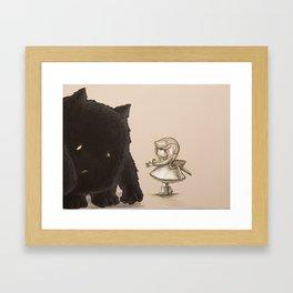 The Beast - 06 Framed Art Print