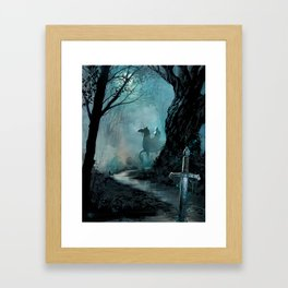 Kill Shakespeare Framed Art Print
