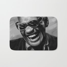 Ray Charles Bath Mat