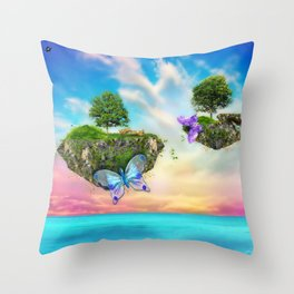 Brabulletas Throw Pillow