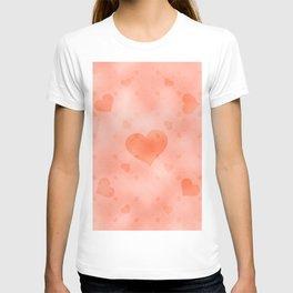 Soft Hearts C T-shirt