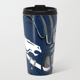 Denver football Travel Mug