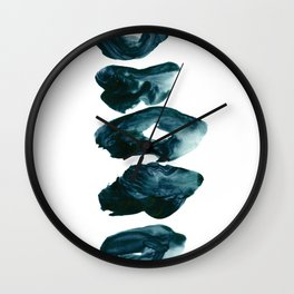 irregular 2 Wall Clock