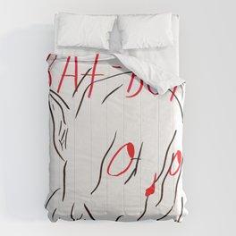 Bat Boy Comforters