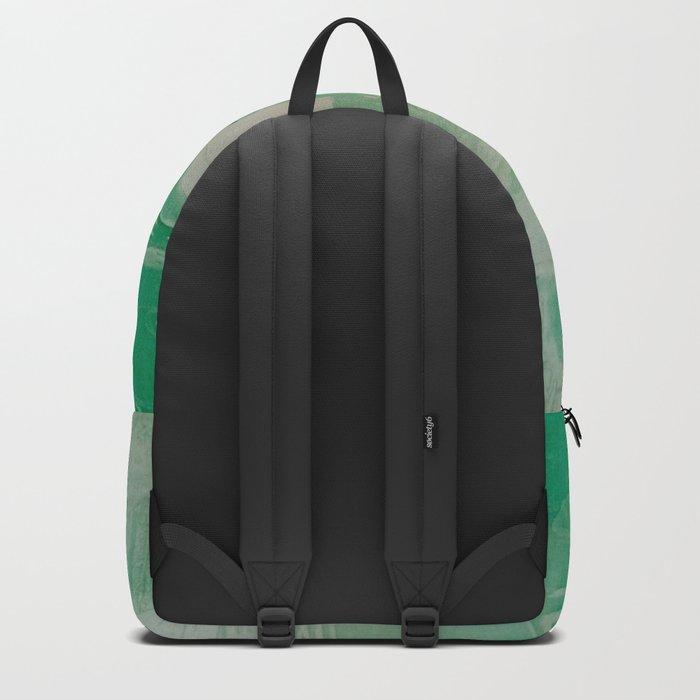 MoonSea Fantasy lightgreen Backpack