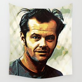 R.P Mcmurphy Wall Tapestry