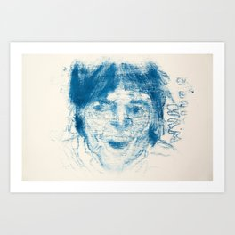 Harry Styles, Another Man Art Print