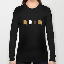Smores - Best Friend Long Sleeve T-shirt