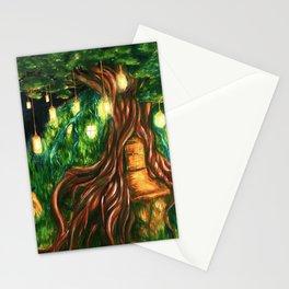 Lantern Light Stationery Cards