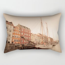 By the Nyhavn Rectangular Pillow