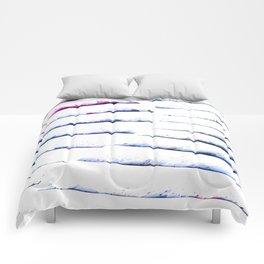 α White Crateris Comforters
