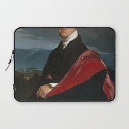 Jean-Auguste-Dominique Ingres - Portrait of Count Nikolay Guryev Laptop Sleeve
