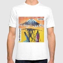 The Snows of Kilimanjaro T-shirt