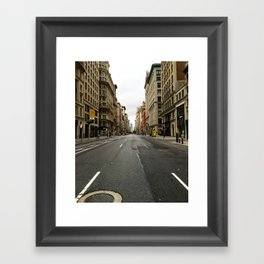 Where Are You? Framed Art Print