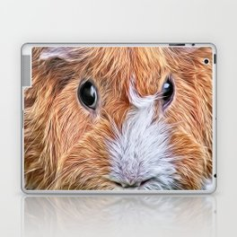 Painted Guinea Pig 5 Laptop & iPad Skin