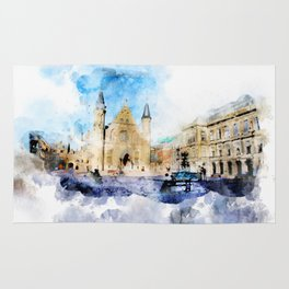 sketch the Hague 2 Rug