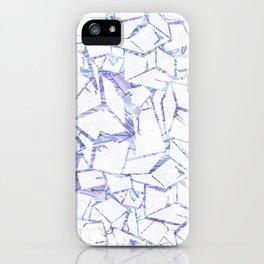Cuboids iPhone Case