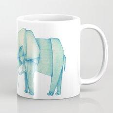 Paper Elephant Mug