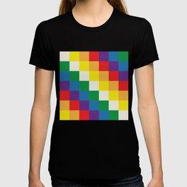 Wiphala T-shirt