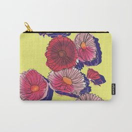 'Cosmos'politan / Flowers in sunlight Carry-All Pouch