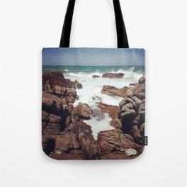West Coast rocks Tote Bag