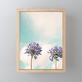 Reach for the Sky Framed Mini Art Print