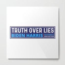 truth over flies, truth over flies trending Metal Print