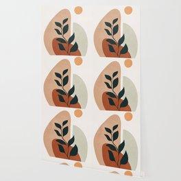 Soft Shapes II Wallpaper