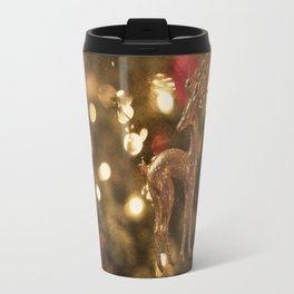 Christmas deer Travel Mug