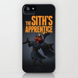 The Sith's Apprentice iPhone Case