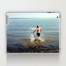 Into the drink Laptop & iPad Skin
