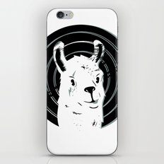Llamalook Classic iPhone & iPod Skin