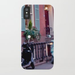 The blue shades iPhone Case