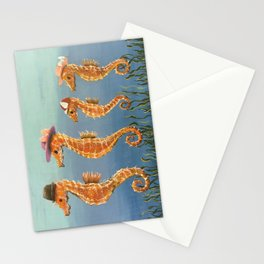 Family Outing Stationery Cards