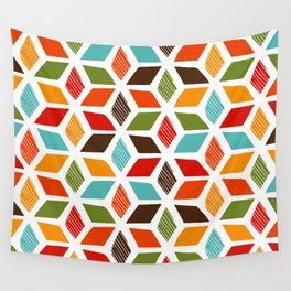 Lucy's Diamonds Wall Tapestry
