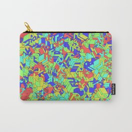 Fuck you Colors Carry-All Pouch