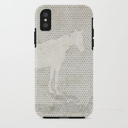 Dot Horse iPhone Case