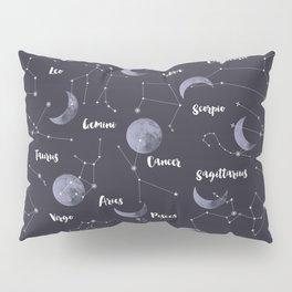 Moon & Constellations Pillow Sham