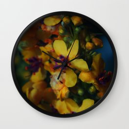 Livin in Color Wall Clock