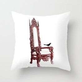 Your Royal Highness Throw Pillow