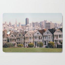 San Francisco Skyline Cutting Board