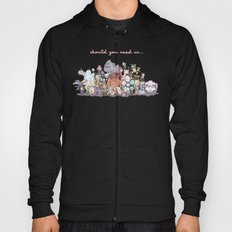 Should You Need Us (Super Extended) Hoody