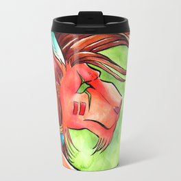 Red XIII Travel Mug