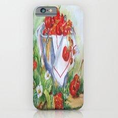 Red fruit iPhone 6s Slim Case