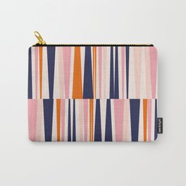 Beaching Pattern Carry-All Pouch