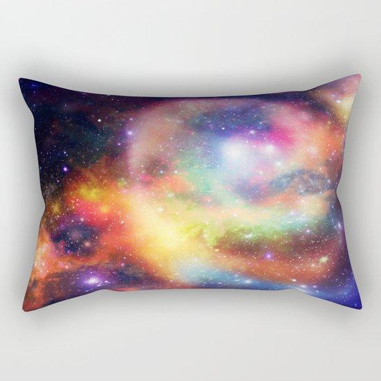 nebula vortex Rectangular Pillow