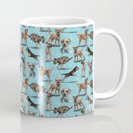 The Border Terrier Coffee Mug
